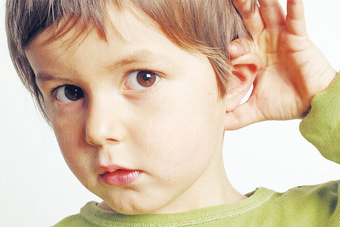 Spot the signs of hearing loss