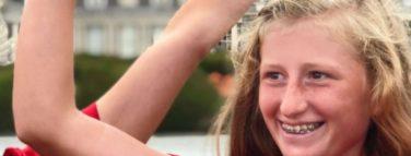 Amelie Weltmeisterin in Gehörlosengolf